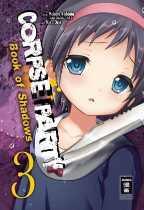 Buch-Reihe Corpse Party - Book of Shadows