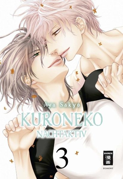 Buch-Reihe Kuroneko - Nachtaktiv