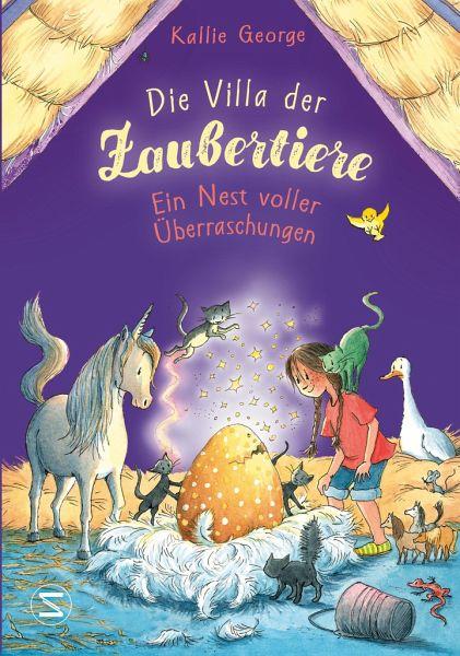 Buch-Reihe Die Villa der Zaubertiere