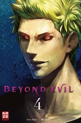 Buch-Reihe Beyond Evil