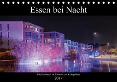 9783665565893 - Hansel, Lukas: Essen bei Nacht (Tischkalender 2017 DIN A5 quer) - کتاب