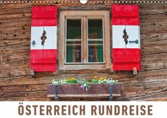 9783665565626 - Ristl, Martin: Österreich Rundreise (Wandkalender 2017 DIN A3 quer) - کتاب