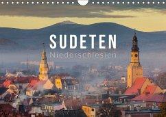 9783665566289 - Gospodarek, Mikolaj: Sudeten Niederschlesien (Wandkalender 2017 DIN A4 quer) - Buch