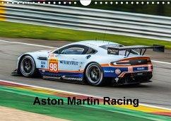 9783665565329 - Stegemann, Dirk: Aston Martin Racing Kalender 2017 (Wandkalender 2017 DIN A4 quer) - Buch