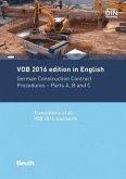 VOB 2016 edition in English