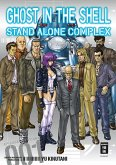 Ghost in the Shell - Stand Alone Complex Bd.1