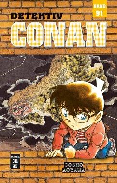 Detektiv Conan Bd.91 - Aoyama, Gosho