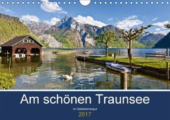 9783665566470 - Kramer, Christa: Am schönen Traunsee im Salzkammergut (Wandkalender 2017 DIN A4 quer) - کتاب