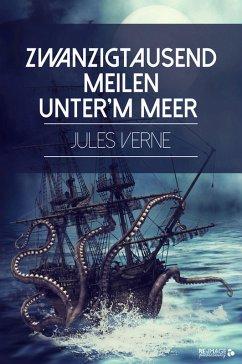 Zwanzigtausend Meilen unter'm Meer (eBook, ePUB) - Jules Verne