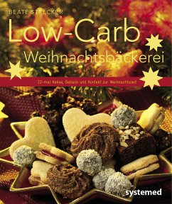 Low-Carb-Weihnachtsbäckerei (eBook, PDF)