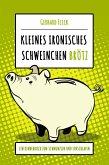 """Kleines ironisches Schweinchen """"Brötz"""" (eBook, ePUB)"""