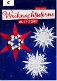 Weihnachtssterne aus Papier (Mängelexemplar)