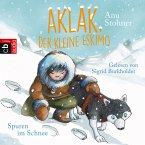 Spuren im Schnee / Aklak, der kleine Eskimo Bd.2 (MP3-Download)