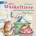 Die Muskeltiere und Madame Roquefort / Die Muskeltiere Bd.3 (MP3-Download)