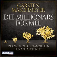 Die Millionärsformel (MP3-Download) - Maschmeyer, Carsten