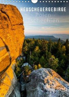 9783665568276 - Gospodarek, Mikolaj: Heuscheuergebirge (Wandkalender 2017 DIN A4 hoch) - Buch