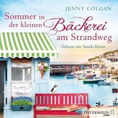 Sommer in der kleinen Bäckerei am Strandweg / Bäckerei am Strandweg Bd.2 (2 MP3-CDs) - Colgan, Jenny