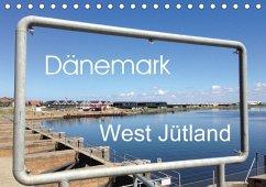 9783665567521 - fraufranz: Dänemark - West Jütland (Tischkalender 2017 DIN A5 quer) - Buch