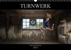 9783665568252 - Zimmermann, Irene: Turnwerk (Wandkalender 2017 DIN A3 quer) - Buch