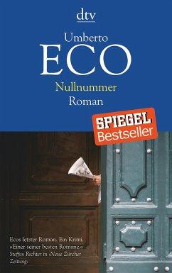 Nullnummer - Eco, Umberto