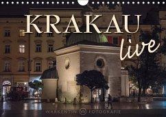 9783665568382 - Warkentin, Karl H.: Krakau live (Wandkalender 2017 DIN A4 quer) - Buch