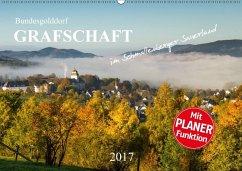 9783665568191 - Bücker, Heidi: Bundesgolddorf Grafschaft (Wandkalender 2017 DIN A2 quer) - کتاب