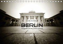 9783665566739 - Haupthoff, Manfred: Berlin - Fotografie mit der Camera obscura (Tischkalender 2017 DIN A5 quer) - Buch
