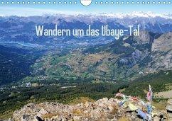 9783665567576 - Lemke, Edwin: Wandern um das Ubaye-Tal (Wandkalender 2017 DIN A4 quer) - Bok