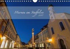 9783665568344 - Michel, Peter: Murnau am Staffelsee (Wandkalender 2017 DIN A4 quer) - کتاب