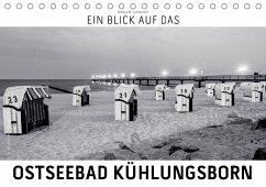 9783665566883 - Lambrecht, Markus W.: Ein Blick das Ostseebad Kühlungsborn (Tischkalender 2017 DIN A5 quer) - کتاب