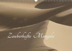 9783665567927 - Winter, Eike: Zauberhafte Mongolei (Wandkalender 2017 DIN A3 quer) - کتاب