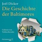 Die Geschichte der Baltimores, 2 MP3-CD