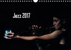 9783665567699 - Klein, Gerhard: Jazz 2017 (Wandkalender 2017 DIN A4 quer) - کتاب
