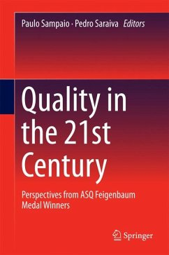 Quality in the 21st Century (eBook, PDF)