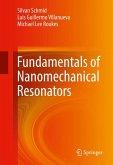 Fundamentals of Nanomechanical Resonators (eBook, PDF)