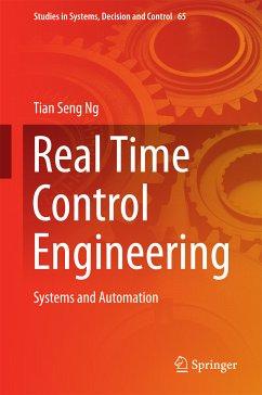 Real Time Control Engineering (eBook, PDF) - Ng, Tian Seng