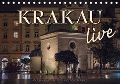9783665568412 - Warkentin, Karl H.: Krakau live (Tischkalender 2017 DIN A5 quer) - Buch