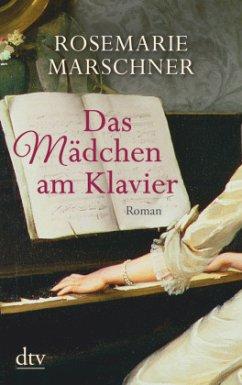 Das Mädchen am Klavier - Marschner, Rosemarie