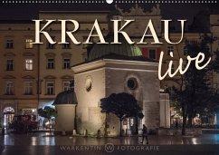 9783665568405 - Warkentin, Karl H.: Krakau live (Wandkalender 2017 DIN A2 quer) - کتاب