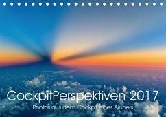 9783665568610 - Willems, Josef: CockpitPerspektiven 2017 (Tischkalender 2017 DIN A5 quer) - Buch