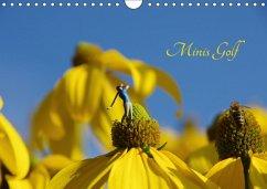 9783665566937 - Schopp, Ulrike: Minis Golf (Wandkalender 2017 DIN A4 quer) - کتاب