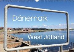 9783665567514 - fraufranz: Dänemark - West Jütland (Wandkalender 2017 DIN A3 quer) - Buch