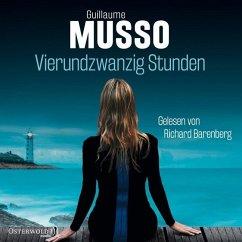 Vierundzwanzig Stunden, 5 Audio-CDs - Musso, Guillaume