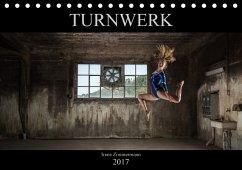 9783665568269 - Zimmermann, Irene: Turnwerk (Tischkalender 2017 DIN A5 quer) - Buch