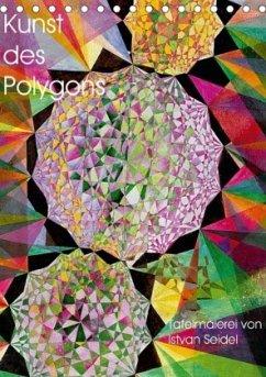 9783665566616 - Seidel, Istvan: Kunst des Polygons (Tischkalender 2017 DIN A5 hoch) - کتاب