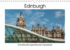 9783665567279 - Hallweger, Christian: Edinburgh - Schottlands faszinierende Hauptstadt (Wandkalender 2017 DIN A4 quer) - Buch