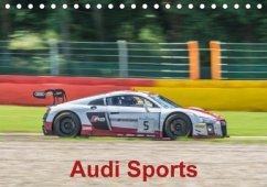 9783665567347 - Stegemann, Dirk: Audi Sports (Tischkalender 2017 DIN A5 quer) - کتاب
