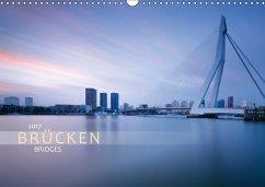 9783665568702 - Dreher, Christiane: Brücken - Bridges (Wandkalender 2017 DIN A3 quer) - کتاب