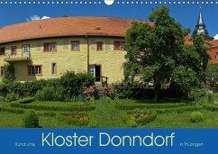 9783665566975 - Flori0: Rund ums Kloster Donndorf in Thüringen (Wandkalender 2017 DIN A3 quer) - Buch