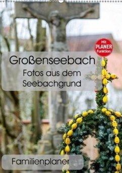 9783665568900 - N, N: Großenseebach - Fotos aus dem Seebachgrund (Wandkalender 2017 DIN A2 hoch) - Buch